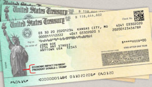 IRS stimulus return for deceased people
